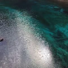 Colorful Lake jiuzhaigou Stock Footage