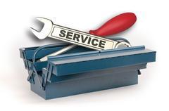 Toolbox Stock Illustration