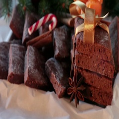 Christmas Cookies  Stock Footage