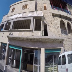 Acre Israel Building Stock Footage