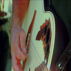 Guitar Strumming Stock Footage