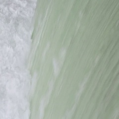 Hydroelectric power plant Stock Footage