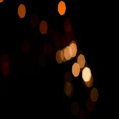 Defocused Vehicle Lights Stock Footage