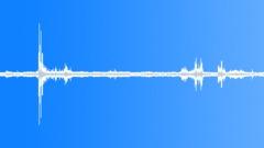 Weather - Rain thunder cracks individual loud 02 Sound Effect