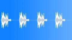 Repetitive Alert - Platform Game Soundfx Sound Effect