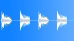 Warning - Tablet Game Efx Sound Effect