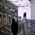 Soldier WW2 With Young Woman Sweetheart 1940s Vintage Film Home Movie 10570 HD Footage