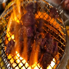 Delicious Korean style Barbecue Stock Footage