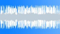 Heroic Lite Rock Background Loop Stock Music