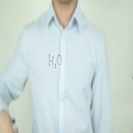 Water Formula, Writing On Screen Stock Footage