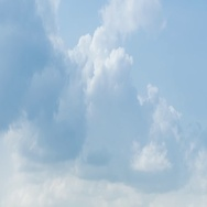 Beautiful clouds time lapse Stock Footage