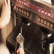 Fresh Ground Coffee drink Stock Footage