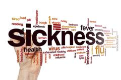 Sickness Stock Illustration