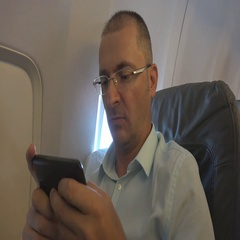 Corporate Businessperson Send Message with Mobile Phone Onboard Airplane Travel Stock Footage