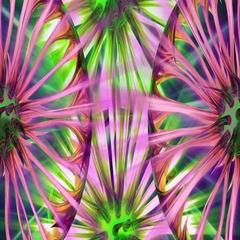 Breathing Flowers Stock Footage
