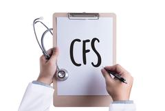 CFS  (Consolidated Financial Statement) Medical Concept- CFS - Chronic Stock Photos