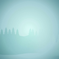 Merry Christmas video animation footage Stock Footage