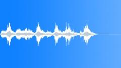 Rattling Sheet Metal 01 Sound Effect