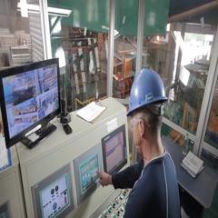 Aluminium Manufacturing Stock Footage