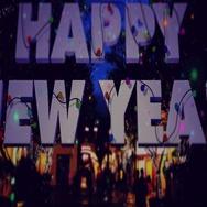 New Year PowerOn 4k / HD Stock Footage