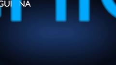 Obesity, risk, health word tag cloud - blue, Italian variant Stock Footage