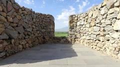 Armenia_Khor Virap. Ararat mountain Stock Footage