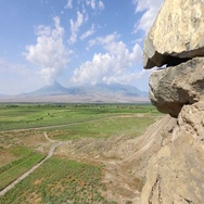 Armenia. Ararat mountain Stock Footage