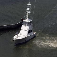 Boat Docking Hilton Head Island Stock Footage