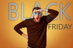 Black Friday sale - holiday shopping concept Kuvituskuvat