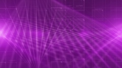 Abstract rotating background line with light LOOP purple Stock Footage