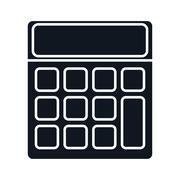 Calculator math gadget Piirros