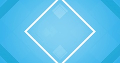 Rhombus background Stock Footage