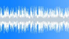 Perky music-loop2 Stock Music