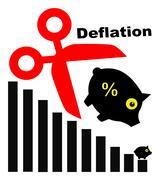 Zero Interest Rate Policy Stock Illustration