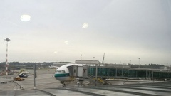 Airport operations timelapse Arkistovideo