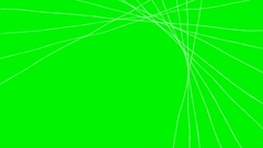 Graphical Background Video,Graphical Line Art Video Stock Footage