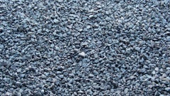 Crushed Stone Background Stock Footage