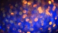 Sparkling spots Abstract Background Stock Footage