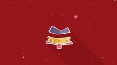 Christmas Tree Minimal Kuvapankki erikoistehosteet