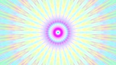 Colorful Burst Solar Kaleidoscope Mandala Fast VJ Motion Background Loop 1 Stock Footage