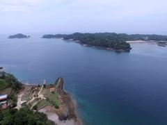 Contadora Island Stock Footage