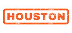 Houston Rubber Stamp Piirros