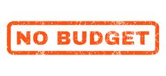 No Budget Rubber Stamp Piirros