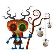 Voodoo  Stock Illustration