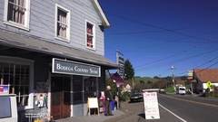 "Bodega Country Store, ""The Birds"" Stock Footage"