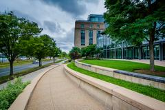 The Porter Center for Management Education  at the Massachusetts Institute of Stock Photos