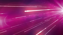Glowing lights abstract background Stock Footage