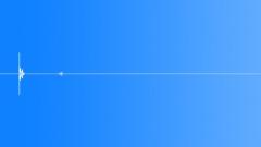Typing Single Keystroke Sound Effect