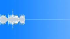 Online Game Notifying Sound Effect (2) Sound Effect