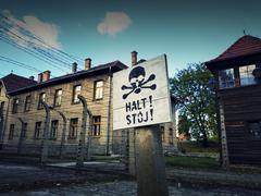 Birkenau, the biggest nazi concentration camp Kuvituskuvat